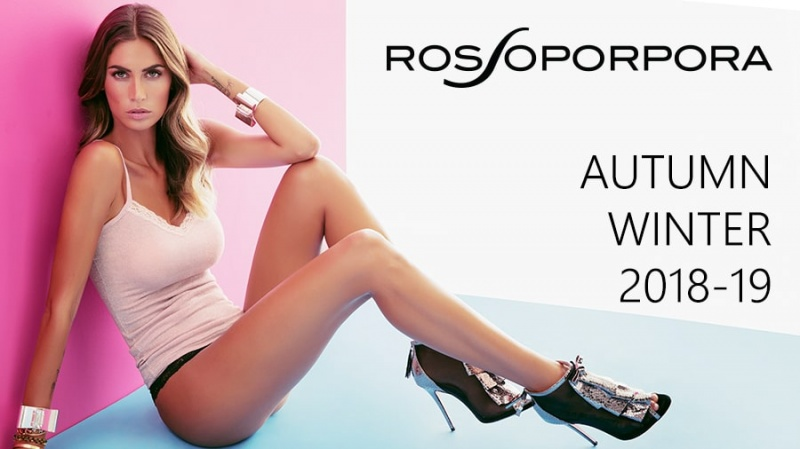ROSSOPORPORA autumn-winter 2018-19